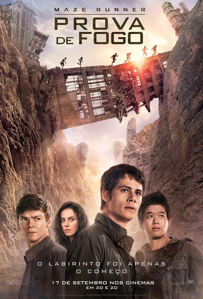 Maze Runner: Prova de Fogo (2015)