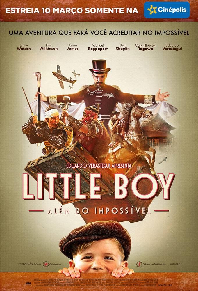 Little Boy - Além do Impossível  (2015)
