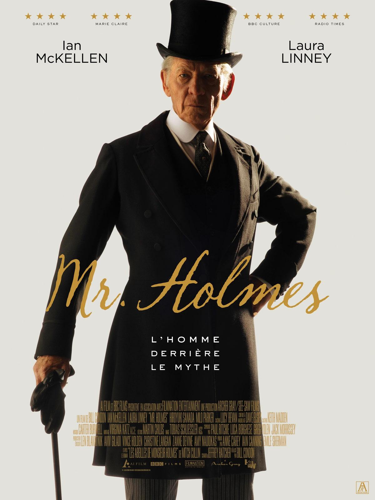Sr. Sherlock Holmes (2015)