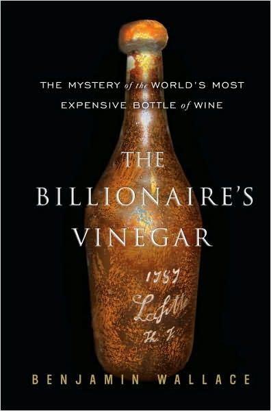 The Billionaire's Vinegar  (2016)