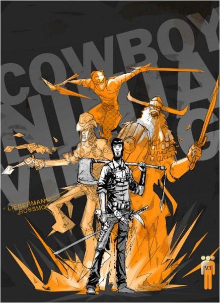 Cowboy Ninja Viking  (2016)