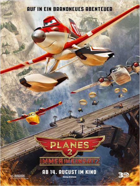 Aviões 2 - Heróis do Fogo ao Resgate  (2014)