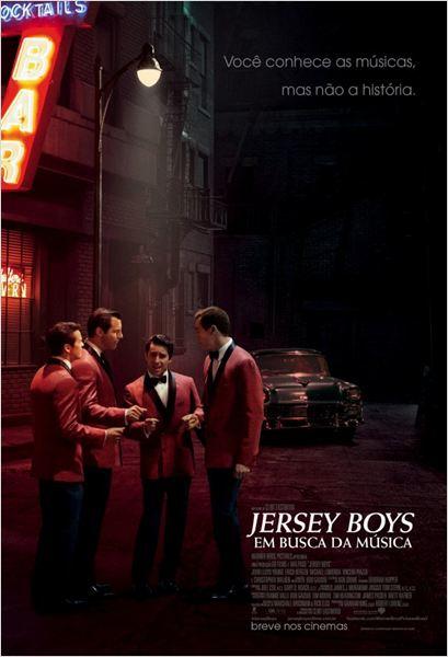 Jersey Boys: Em Busca da Música  (2014)