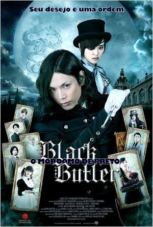 Black Butler - O Mordomo de Preto  (2014)