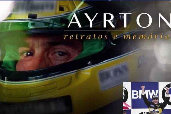 Ayrton: Retratos e Memórias - O Filme (2015)