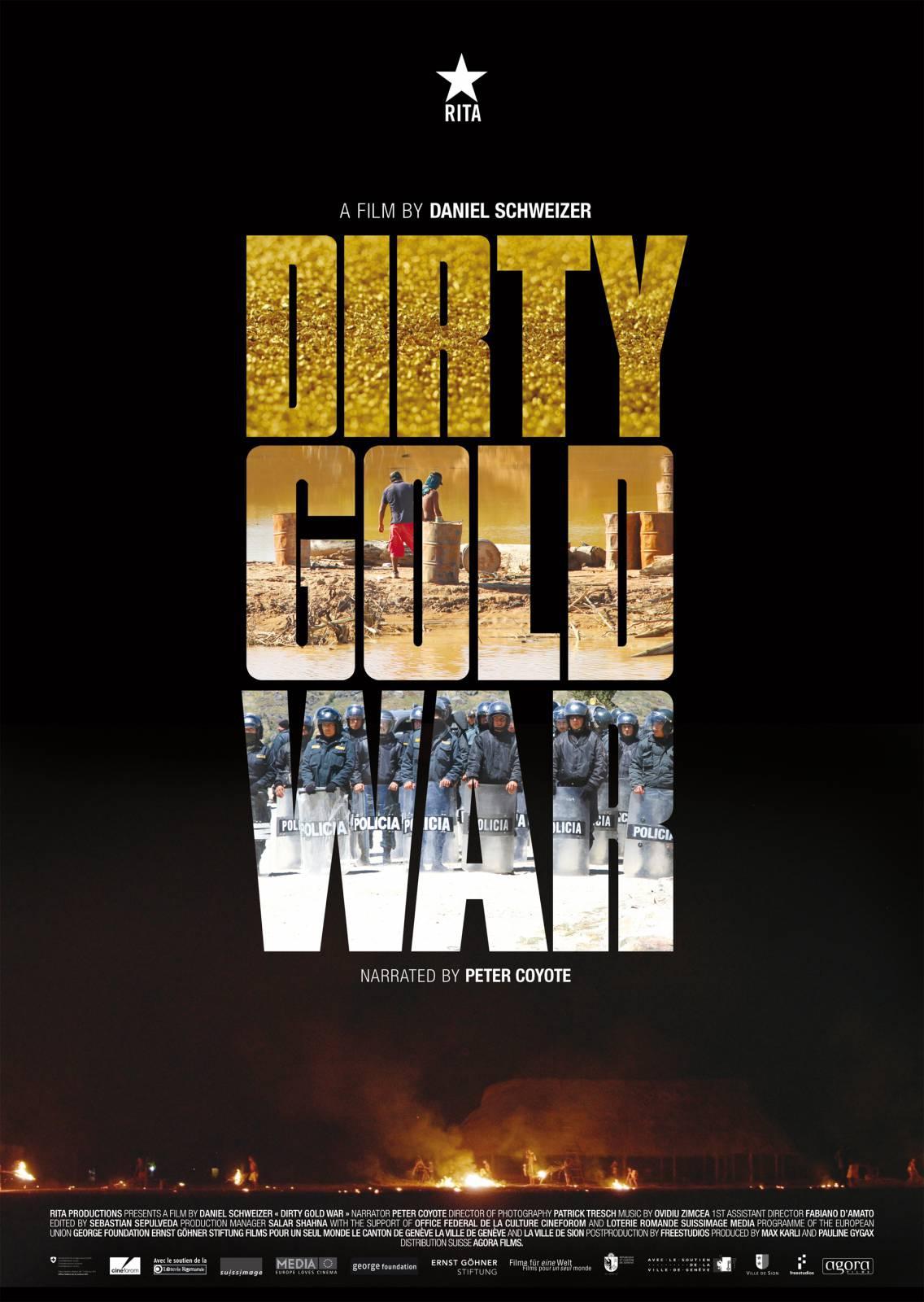 Guerra Suja do Ouro (2015)