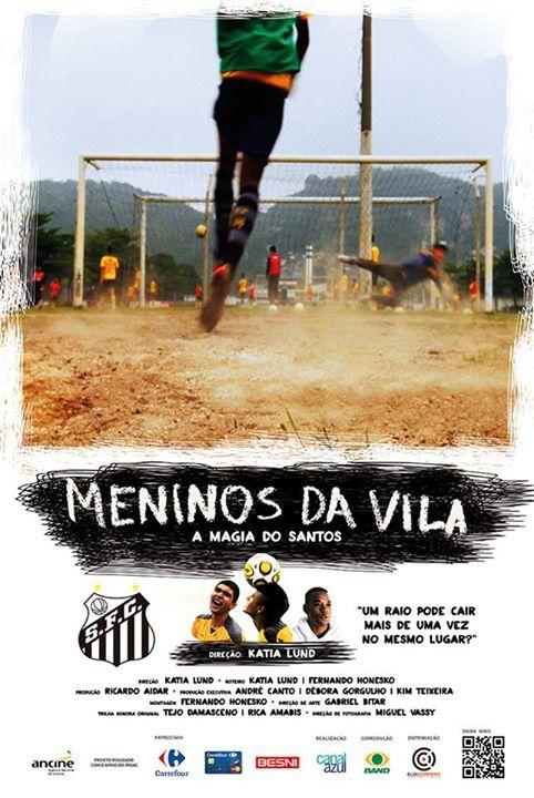 Meninos da Vila - A Magia do Santos  (2014)