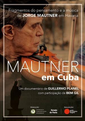 Mautner em Cuba (2015)
