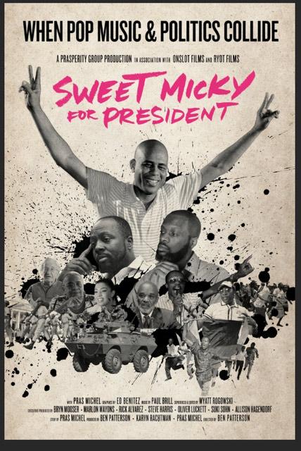 Sweet Micky for President (2015)