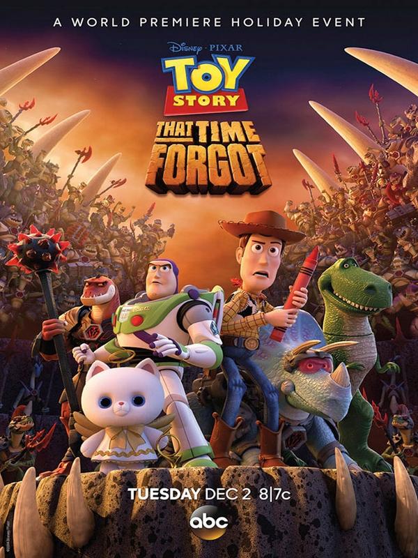 Toy Story - Esquecidos pelo Tempo  (2014)