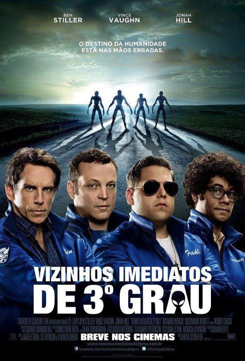 Vizinhos Imediatos de 3º Grau (2012)
