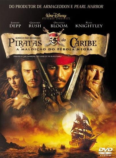 Piratas do Caribe - A Maldição do Pérola Negra (2003)