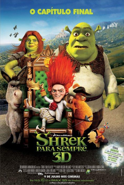 Shrek para Sempre (2010)