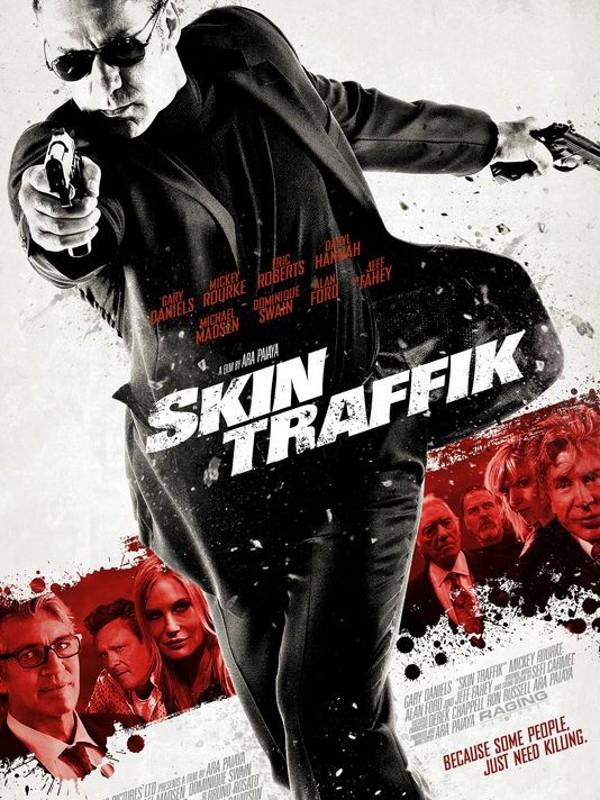 Skin Traffik - Tráfico Humano (2015)