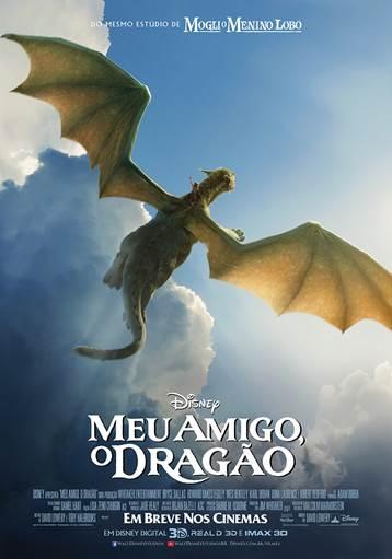 Meu Amigo, o Dragão (2016)