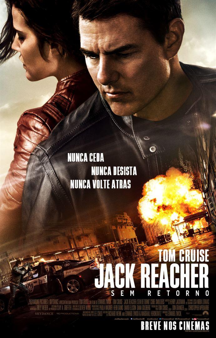 Jack Reacher 2: Sem Retorno (2016)