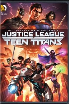 Liga da Justiça vs. Jovens Titãs (2016)