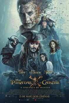 Piratas do Caribe 5: A Vingança de Salazar (2017)