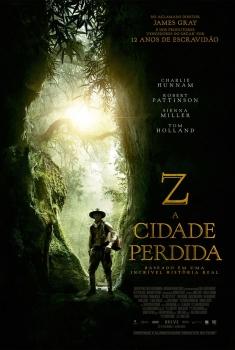 Z - A Cidade Perdida (2016)