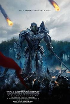 Transformers: O Último Cavaleiro (2017)