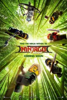 LEGO Ninjago - O Filme (2017)