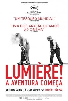 Lumière! A Aventura Começa (2016)