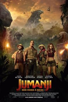 Jumanji 2: Bem-Vindo à Selva (2017)
