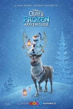Olaf - Em uma Nova Aventura Congelante de Frozen (2017)