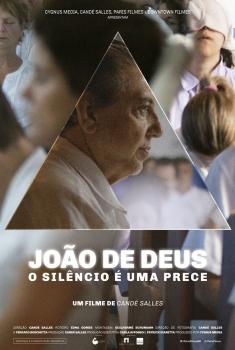 João de Deus - O Silêncio é uma Prece (2018)