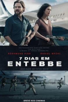 7 Dias em Entebbe (2018)